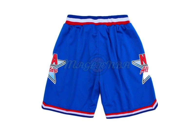 Pantaloni Basket 1992 All Star Blu